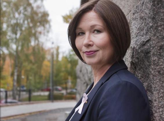 Tv-tuottaja Milla Bruneau on Vuoden lykkiläinen 2018!
