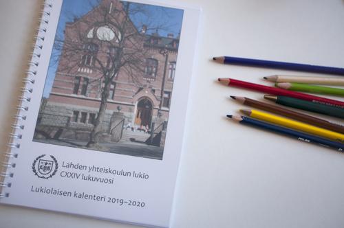 Lahden yhteiskoulun lukion viikkotiedote ajalle 4.–15.5.2020