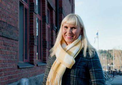 Uutisankkuri Ripsa Koskinen-Papunen on Vuoden lykkiläinen 2019!
