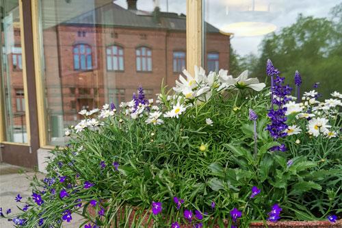 Lahden yhteiskoulun toimisto on kesälomalla 29.6.–21.7.