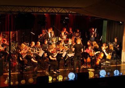 Musiikkiluokkien joulumusailta järjestetään ke 9.12. klo 18